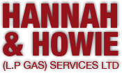 Hannah & Howie (L.P Gas) Services Ltd Cumbernauld